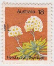 Flowers Australian Decimal Individual Stamps
