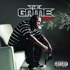 LAX [PA] by The Game (Rap) (CD, Aug-2008, Geffen)