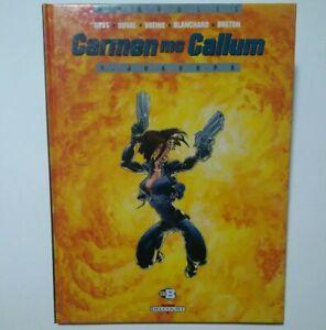 BD CARMEN MC CALLUM 1 JUKURPA DUVAL VATINE & GESS DELCOURT Edition Original 1995