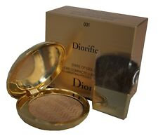 Dior Diorific STATE OF GOLD ILLUMINATING PRESSED POWDER 6g. 001 luxurious beige