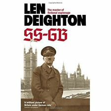 SS-GB, Deighton, Len, New Book