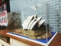 Acrylic display case for  LEGO Sydney Opera House 10234( Aus TopRated Seller)