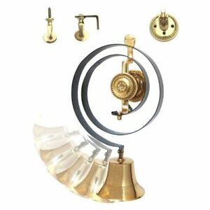 House of Brass Traditional Butlers Bell Kit and Pulleys