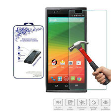 For ZTE Z970 ZTE ZMAX Premium Tempered Glass Screen Protector Film 9H 0.3mm 2.5D