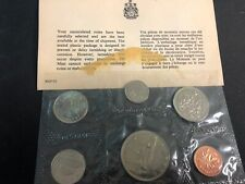 CANADA 1968  ROYAL CANADIAN MINT SET  6  COIN UNC  LOT  H98