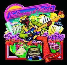 """THE SPIRIT OF ATLANTA """"THE BURNING OF ATLANTA"""" 1973 - 2013 SOLARIS PROMO CD"""