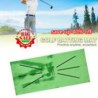 Golf Trainingsmatte für Swing Detection Batting Practice Training Aid Spiel