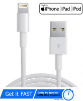 Genuine iPhone Charger Fast For Apple Long Cable USB Lead 5 6 7 8 X XS XR