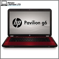 "HP Pavilion G6 15.6"" laptop AMD A8-4500m 1.9Ghz, 8Gb RAM, 120Gb SSD, Windows 10"