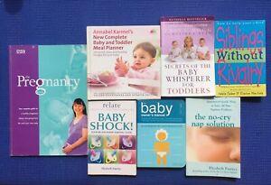 Baby Books Bundle, Pregnancy, Parenting Books