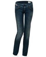 NP 149€ ❤ DIESEL Matic ❤ 008II W 26 L 32 Destroyed Strass Low Skinny BLOGGER