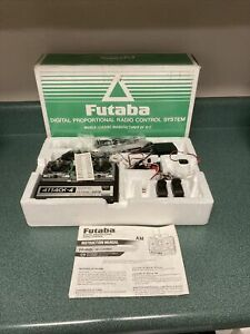 Futaba FP-4NBL Attack-4 Model Aircraft 72 MHz RC Remote Control Transmitter
