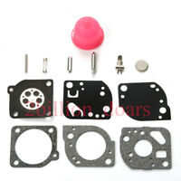 Carb Repair Kit For Zama C1U-H46 S1400 Simple Start String Trimmer C1U-H46A