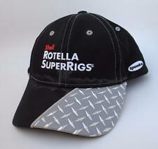 SHELL ROTELLA SUPERRIGS Baseball Cap Hat Speedco One Size Strapback Motor Oil