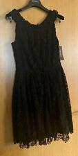Dolce Gabbana Black Dress New With Tags. Size 44 Italian. RRP €3,450