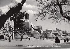Puglia- Prov. Bari-ALBEROBELLO Paesaggio Invernale-Winter landscape of Italy 50