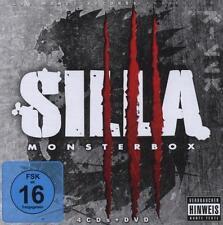 Monsterbox (inkl. dem Album Wiederbelebt) von Silla | CD | gebraucht