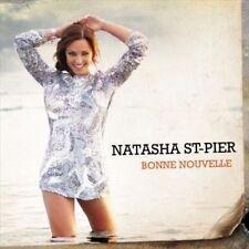 Bonne Nouvelle St. Pier, Natasha MUSIC CD