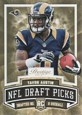 Panini Rookie Los Angeles Rams Football Trading Cards