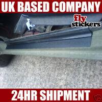 Mk1 Golf Caddy, Door Sill Scuff Decal / Trim, Pair