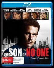The Son of No One Channing Tatum, Tracy Morgan, Al Pacino (Blu-ray, 2012) NEW