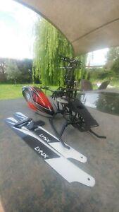 Miniature aircraft Furion 450 Barebone