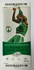 2008 NBA Finals Game 1 Full Ticket Boston Celtics Los Angeles Lakers