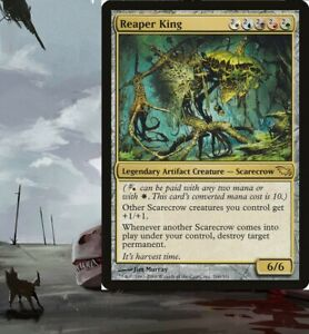 Reaper King Commander Scarecrow Deck EDH Magic MTG - *Ready-to-Play* 5 Color