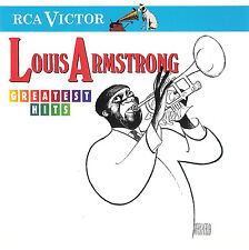 Louis Armstrong Greatest Hits ~ RCA Victor CD