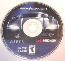 SpyHunter (MAC/PC)(DISC ONLY) #48