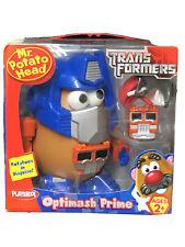 Mr. Potato Head Transformers Optimash Prime Potatoes in Disguise New
