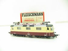 FLEISCHMANN 1141 E-LOK Re 4/4 ROT/CREME  der SBB  AC    SP960