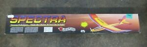 NEW OLD STOCK GREAT PLANES SPECTRA GPMA 0540 ELECTRIFLY RC GLIDER AIRPLANE IN OR