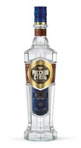 Wodka Russkij Stil 40% 0,5L Водка Русский стиль мягкая 40% 0,5л Vodka