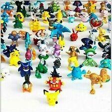 24pcs Pokemon Pocket Mini 2-3cm Action Figures Kids Toys Birthday Gift