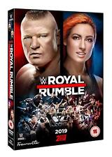 WWE Royal Rumble 2019 [2x DVD] *NEU* Deutsch Deutscher Kommentar