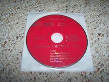 2003 Ford Explorer Sport Trac Truck Shop Service Repair Manual CD XLS XLT 4.0L