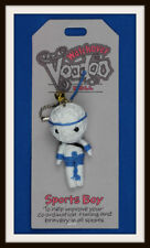 SPORTS BOY ~ BRAVERY IN SPORTS CHARM ~ WATCHOVER VOODOO DOLL ~ HANDMADE KEYRING