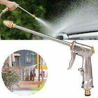 Washer Water Spray Gun Nozzle Wand Attachment Garden Hose High Pressure Power