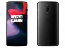 OnePlus 6 A6003 128GB/8GB Unlocked Smartphone (HK Version, Midnight Black) VB