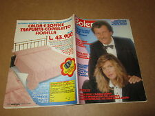 RIVISTA BOLERO 31-10-1984 R.CARRA' O.BERTI P.MC CARTNEY M.PREDOLIN R.DELL'ABATE
