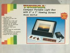 Tundra Compact Portable Light Box Model 96 Cplb Pre Owned Excellent Condition