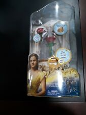 Disney Beauty and the Beast Enchanted Rose lite up jewelry box