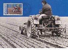 Liechtenstein 1982 Men and Work Maxim Card Set Mint in Original Envelope