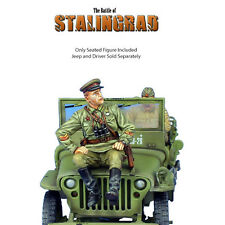 RUSSTAL038 Russian Infantry Major - Jeep Passenger/Tank Rider by First Legion