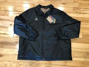 Nike ACG Primaloft Jacket Black Gold BQ3447 010 Men's LARGE NWT ($200)