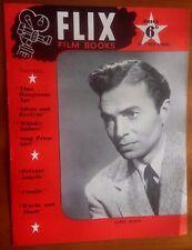 FLIX FILM MAGAZINE 1948 Whisky Galore, James Mason, Stephen Murray