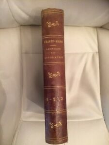RARO-KRAFFT-EBING-I EDIZIONE ORIGINALE 1879-LEHRBUCH DER PSYCHIATRIE-PSICHIATRIA