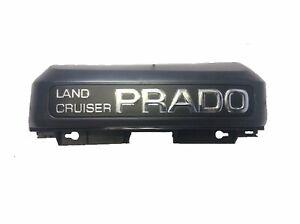 Toyota Land Cruiser Prado 120 Series License / Number Plate Light Holder Rear.