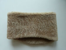 MAX MARA collo in pelliccia di montone Ram fur collar  Tg.Unica